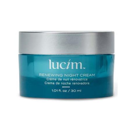 Crème de nuit rénovatrice Lucim