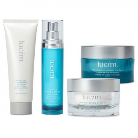 LUCIM PACK : Lucim Essential Skincare - Night