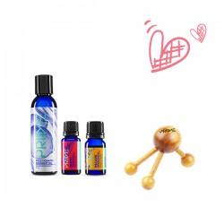 Coffret de massage Priime pour la Saint-Valentin